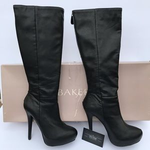 Bakers Trendsetter Boots Size 8.5
